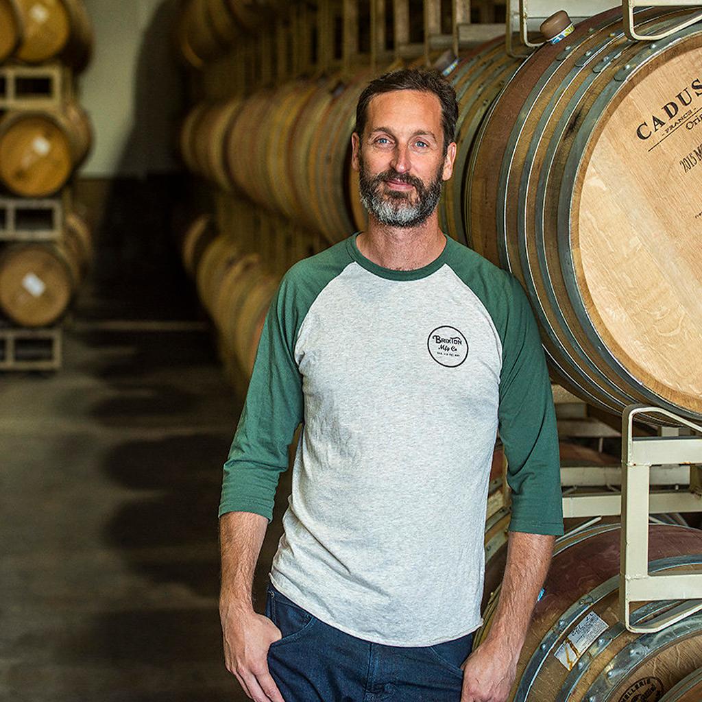 Eden Rift winemaker Cory Waller