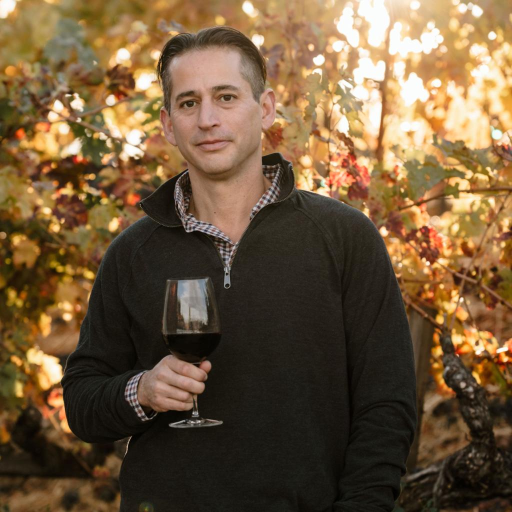 Winemaker David Tate